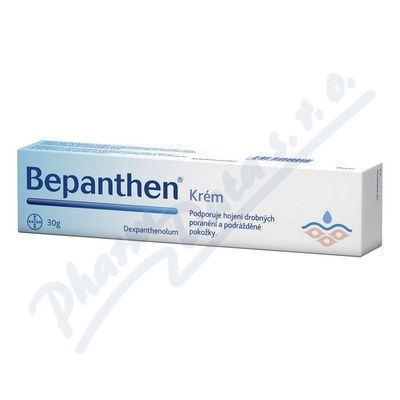 BEPANTHEN 50MG/G krém 30G
