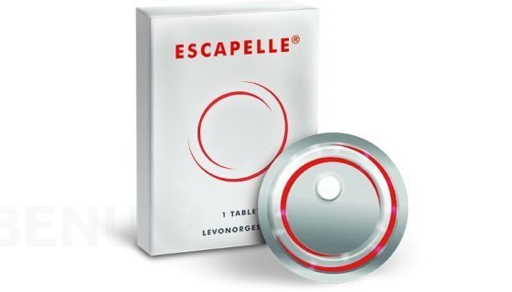 ESCAPELLE 1500MCG neobalené tablety 1