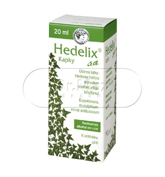 HEDELIX s.a. kapky 20ml