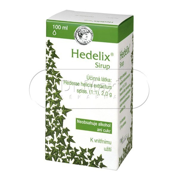 HEDELIX sirup 100ml