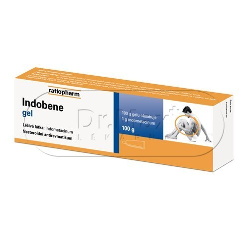 Indobene gel 100g