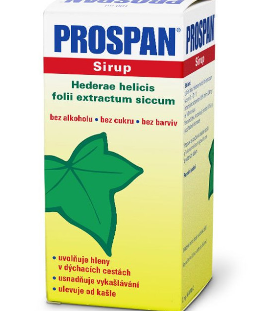Prospan sirup 200ml