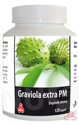 Graviola extra PM cps.120