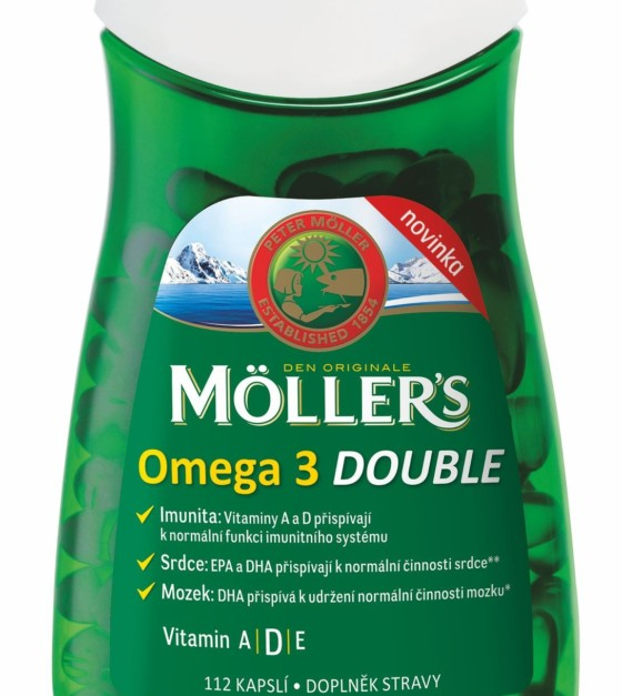 Mollers Omega 3 Double cps.112
