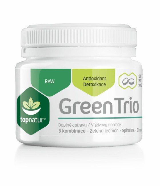 Green trio TOPNATUR