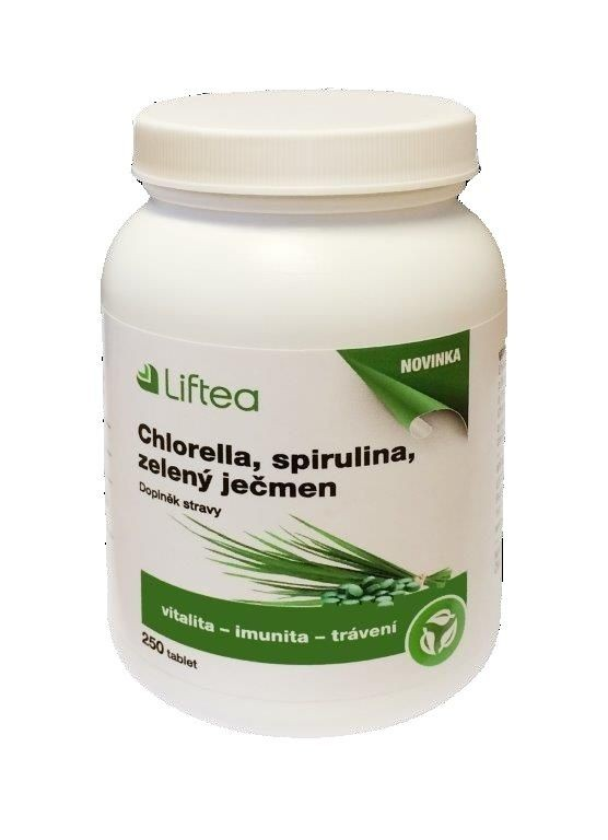 LIFTEA Chlorella