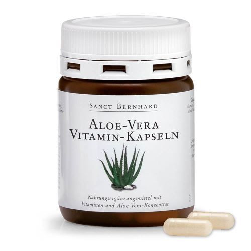 Sanct Bernhard Aloe vera tablety tbl.100