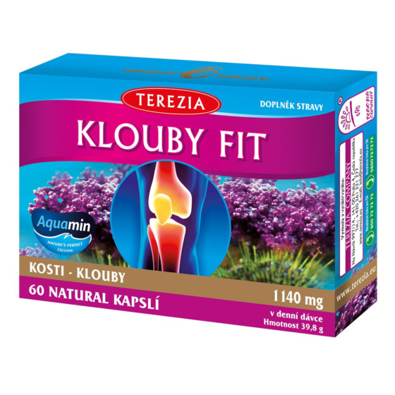 TEREZIA Klouby fit cps.60