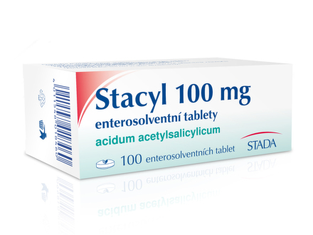 Stacyl 100mg enterosolv. por.tbl.ent.100x100mg