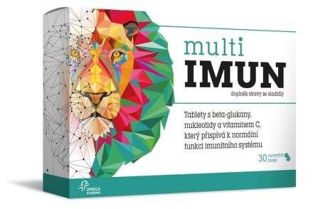 MultiIMUN tablety 30
