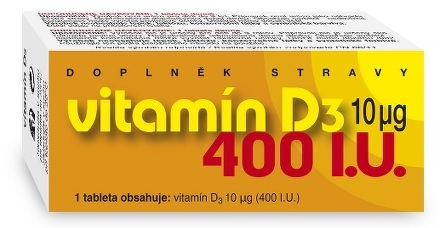 NATURVITA Vitamin D3 400 I.U. 90 tablet