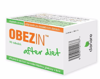 OBEZIN AFTER DIET tob.90