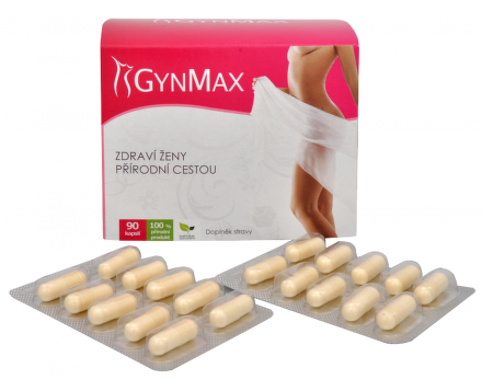 Gynmax cps. 90