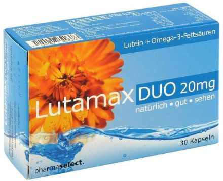 Lutamax DUO 20mg x cps.30