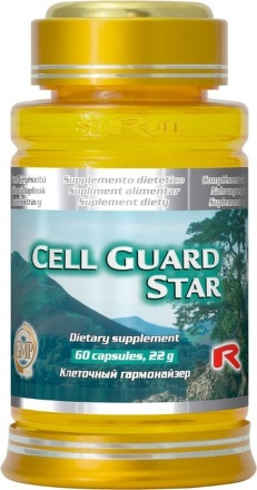 Cell Guard Star 60 cps