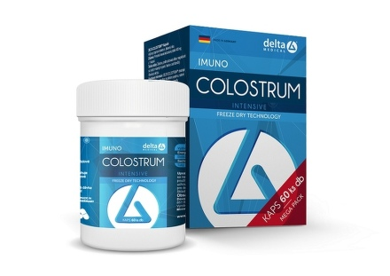 DELTA COLOSTRUM Intensive cps.60