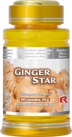 Ginger Star 60 cps