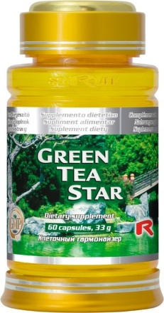 Green Tea Star 60 cps