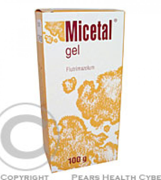 MICETAL  1X100GM/1GM Gel