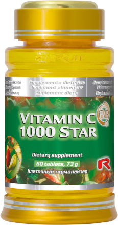 Vitamin C 1000 Star 60 tbl