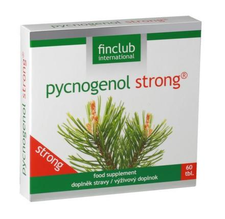 fin Pycnogenol Strong 60 tbl