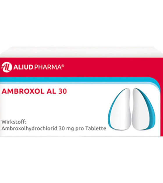 AMBROXOL AL 30  20X30MG Tablety