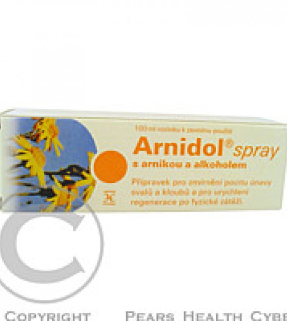 ARNIDOL SPRAY SPR SOL 1X100ML