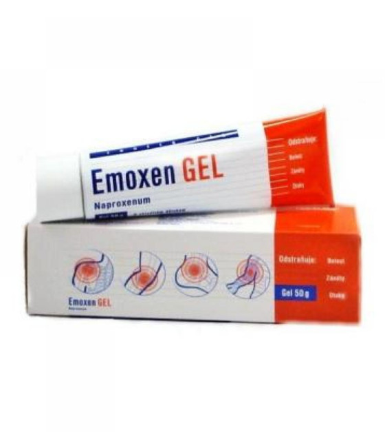 EMOXEN GEL  50GM Gel