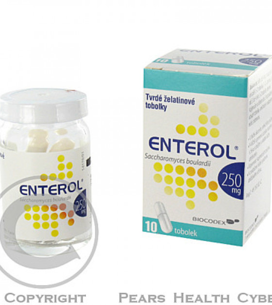 ENTEROL  10X250MG Tobolky