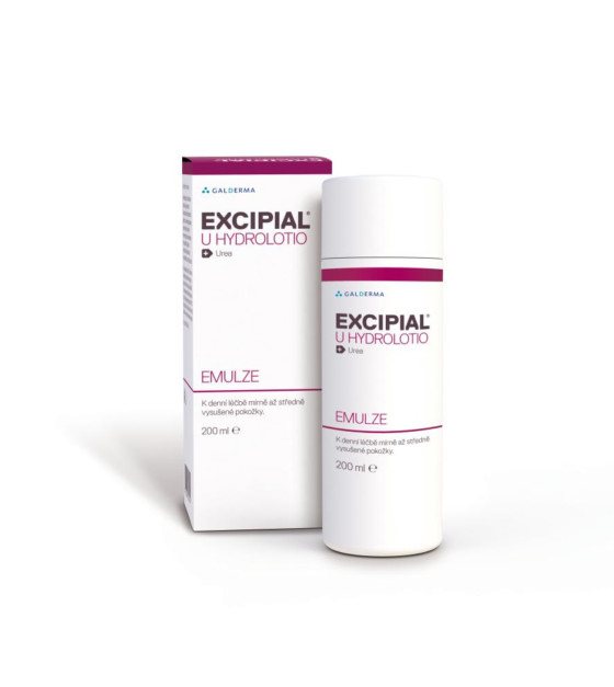 EXCIPIAL U Hydrolotio emulze 200 ml