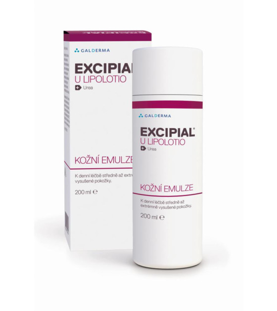 EXCIPIAL U Lipolotio emulze 200 ml