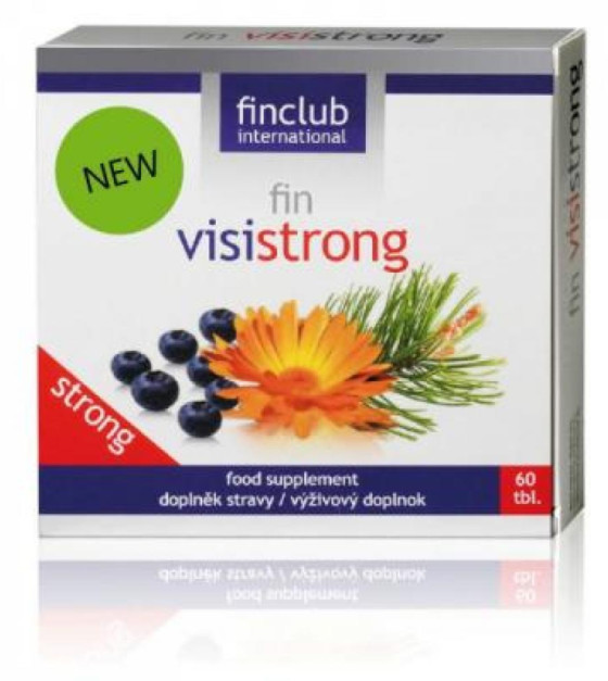 FINCLUB Visistrong New 60 tablet
