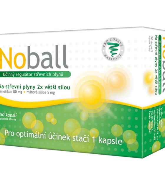 GS Noball 50 kapslí
