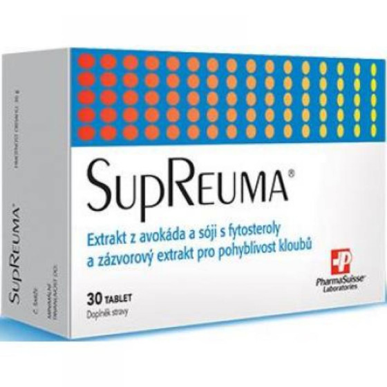 PharmaSuisse SUPREUMA 30 tablet
