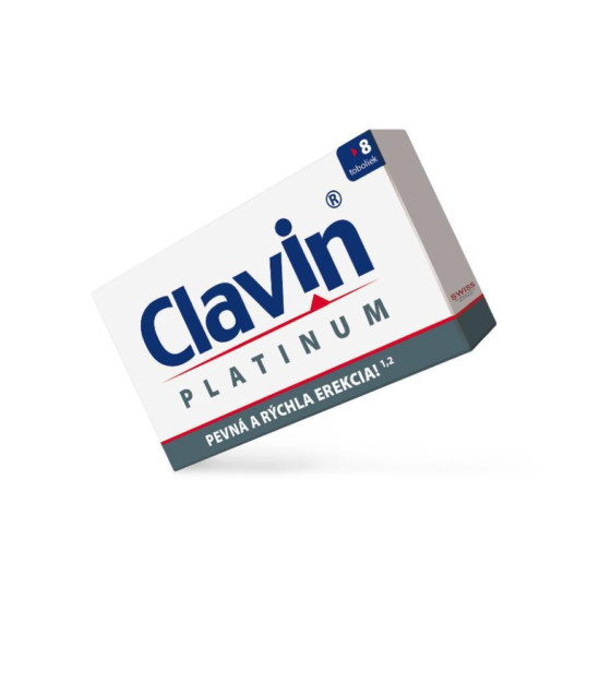 SIMPLY YOU Clavin Platinum 8 tobolek