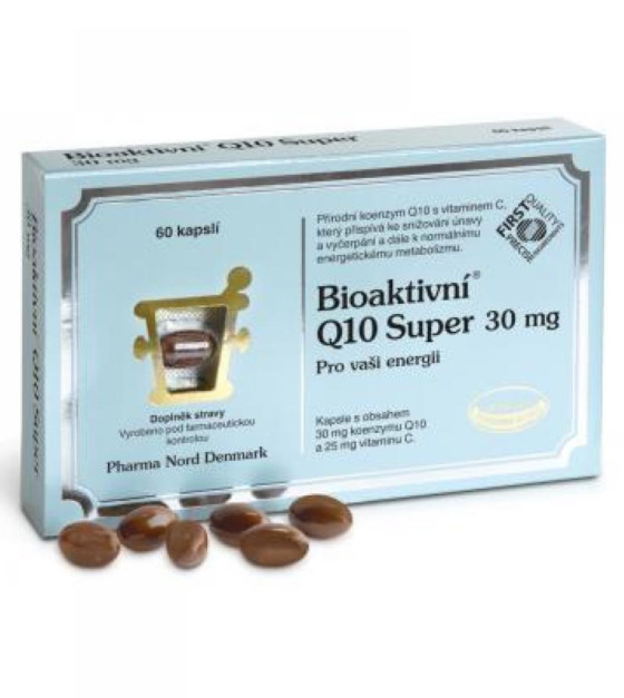 PHARMA NORD Bioaktivní Q10 Super 60 tablet
