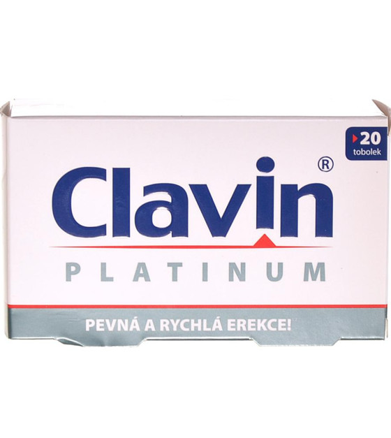 SIMPLY YOU Clavin Platinum 20 tobolek