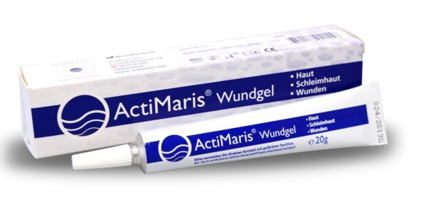 ActiMaris Gel na hojení ran 20g