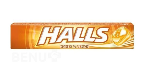 HALLS Honey Lemon 33.5g