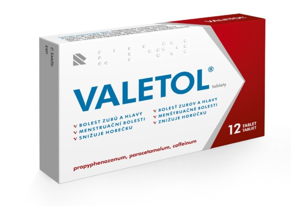 VALETOL 12 tablet
