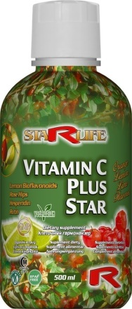 Vitamin C Plus Star 500 ml