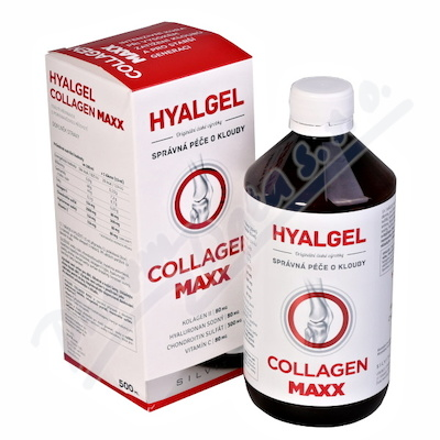 Hyalgel Collagen MAXX 500 ml