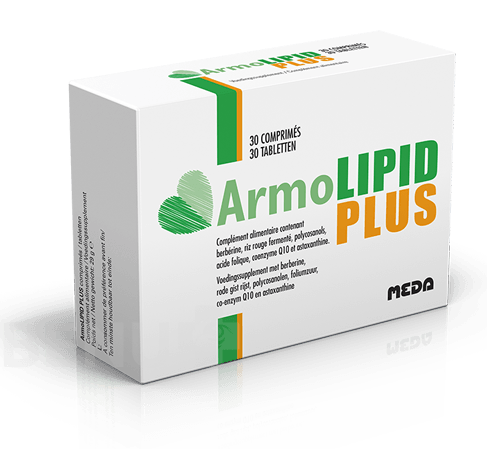 Meda Pharma ArmoLIPID Plus 30 tbl.