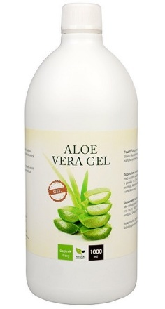 Natural Medicaments Aloe Vera gel 1000ml