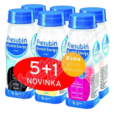 Fresubin Protein Energy Drink 200ml 5+1