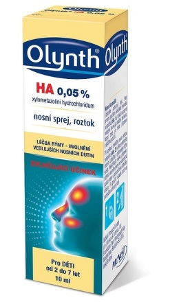 Olynth HA 0.05% nas.spr.sol.1x5mg/10ml