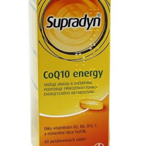 Supradyn CO Q10 Energy 60 tablet