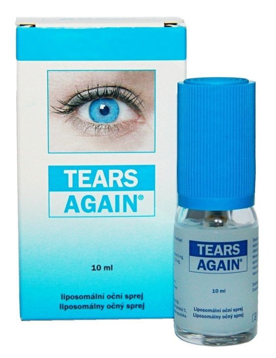Tears Again oční sprej 10 ml
