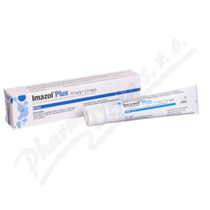 IMAZOL PLUS 10MG/G+2