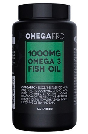 Omega Pro 120 cps